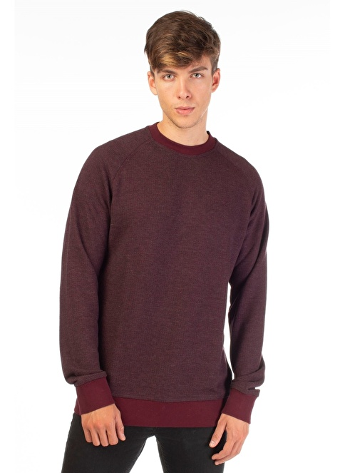 Benson Sweatshirt Bordo